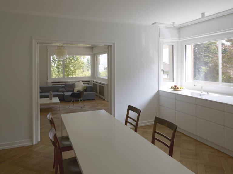 Previev Umbau Mehrfamilienhaus Luzern